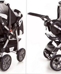 Kinderwagen 2 in 1 Szymek met autostoel