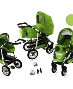 Kinderwagen 3 in 1 Bavario Liv Grass product foto