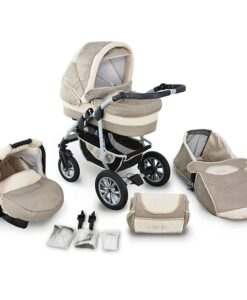 Kinderwagen 3 in 1 Coral Fresh product foto