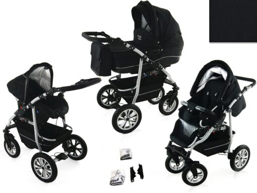 Kinderwagen 3 in 1 CityGO diamond black