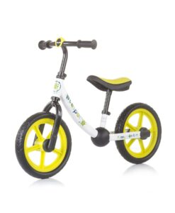 Loopfiets Chipolino Casper funny monsters voorzijde