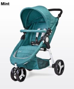 Caretero frii buggy mint zijkant