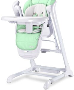 Kinderstoel 2 in 1 Caretero Indigo mint productafbeelding
